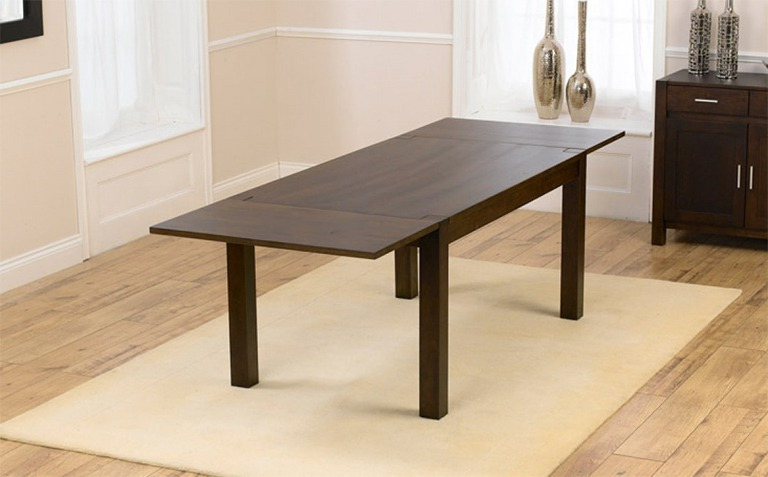 Famous Dark Wood Dining Tables (Gallery 15 of 20)