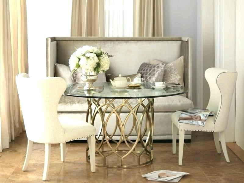 Famous Dining Tables Bench Seat With Back Inside Dining Tables With Bench Dining Room Table With Bench With Back (View 6 of 20)