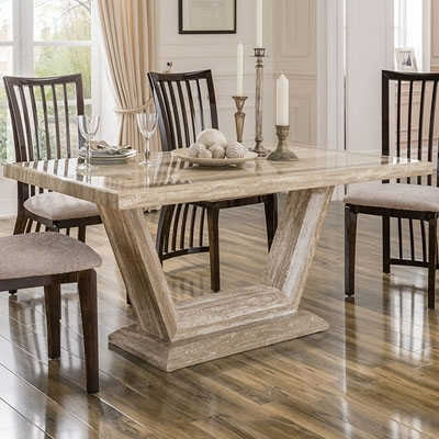 Famous Elson Marble 180cm Dining Table – Robson Furniture With 180cm Dining Tables (View 14 of 20)