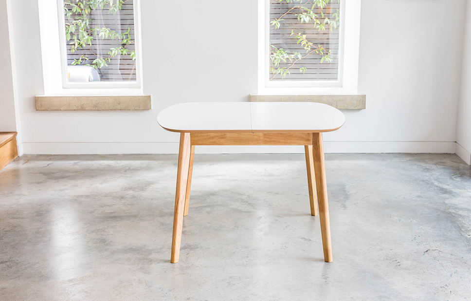 Famous Extendable Dining Sets For Extending Dining Table – Wooden – Home Furniture – Out & Out (View 19 of 20)