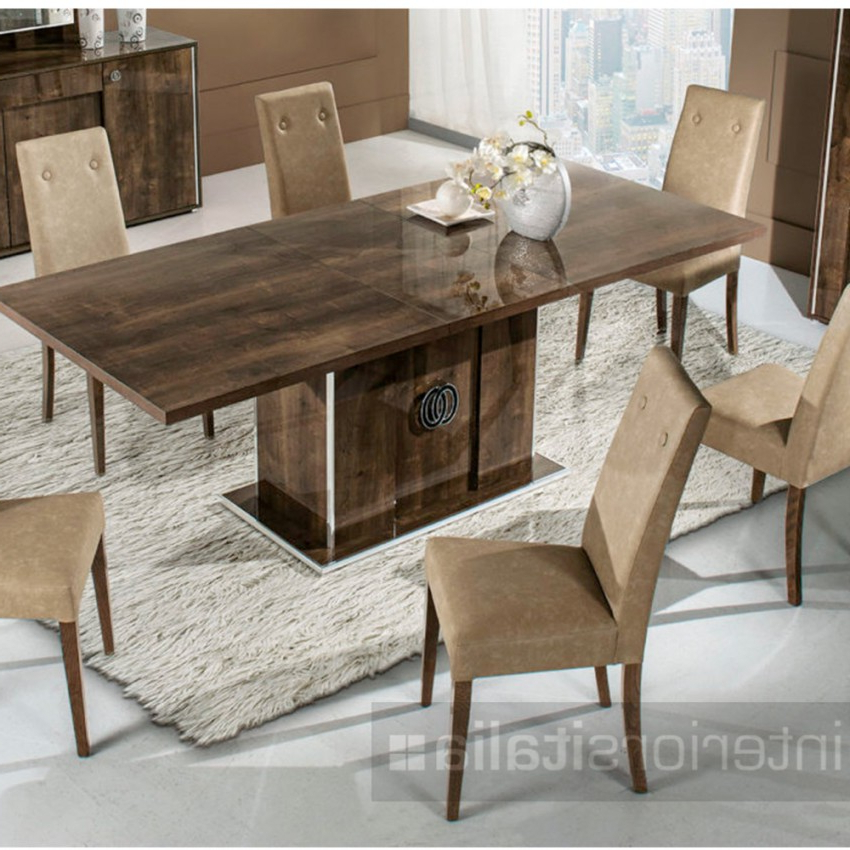 Famous Italian Dining Tables (View 10 of 20)