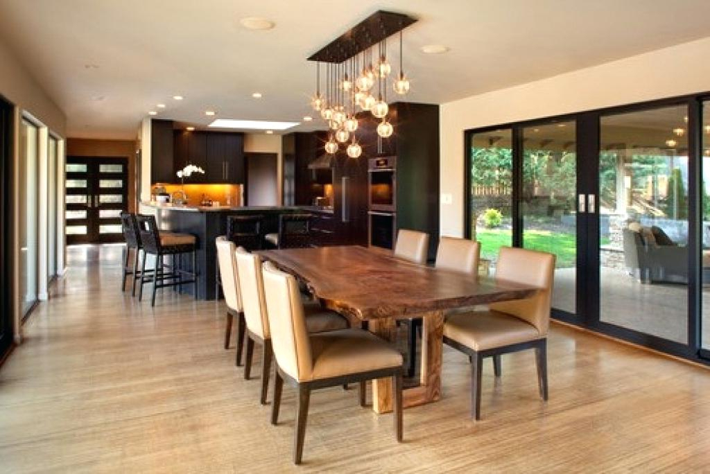 Famous Over Dining Tables Lighting With Regard To Hanging Lights For Dining Table Pendant Lights Over Dining Table (View 4 of 20)