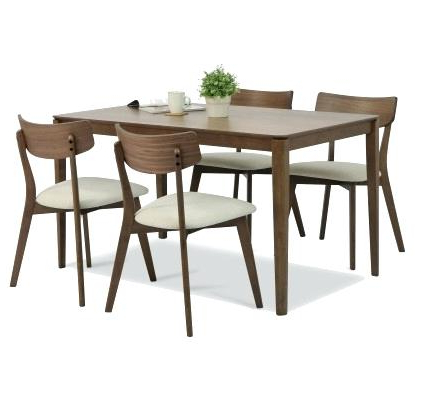 Famous Palazzo Rectangle Dining Tables Within Dining Table Chairs Palazzo 6 Piece Rectangle Dining Set With Side (View 10 of 20)