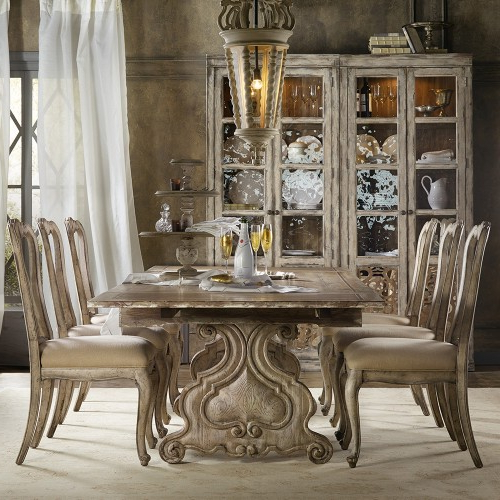 Famous Paris Dining Tables Intended For High End Dining Tables & Kitchen Table Sets (Gallery 6 of 20)