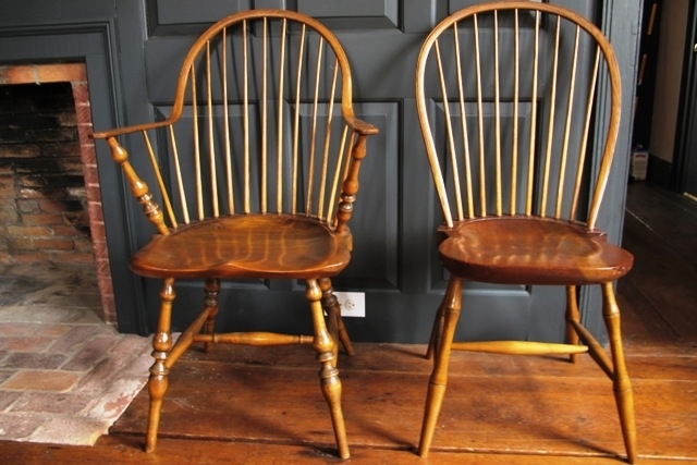Famous Partridge Side Chairs Intended For Dining Room Table ~ Confessions Of An Antique Home (View 4 of 20)