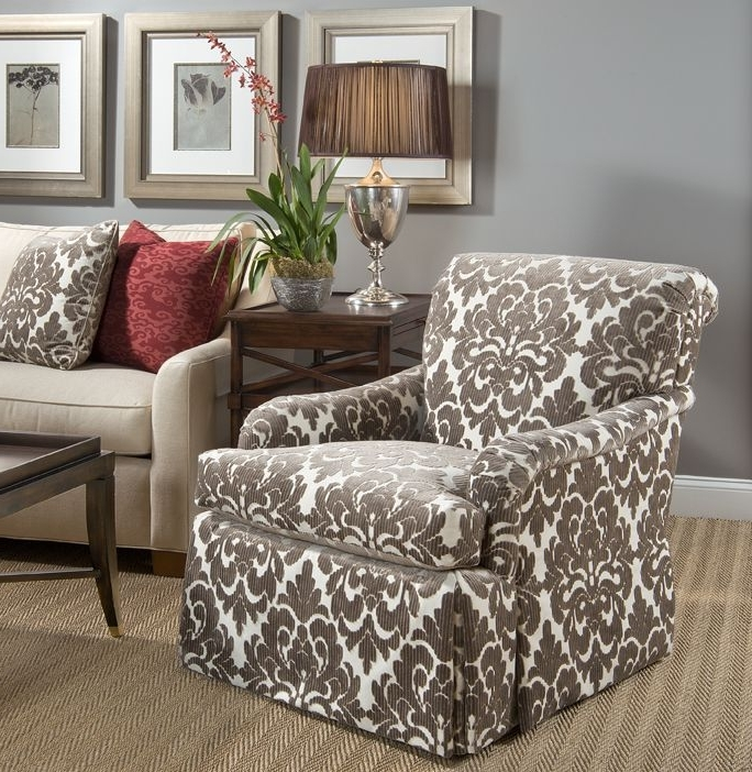 Famous Pearson's 709 Chair In A New Corduroy Cut Velvet (View 8 of 20)