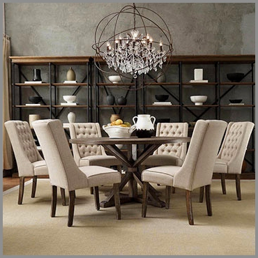 Famous Round Dining Table 60 Inch – Thetastingroomnyc With Valencia 60 Inch Round Dining Tables (View 5 of 20)