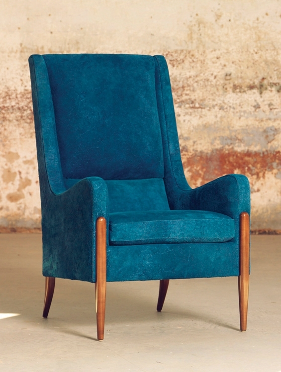 Famous Spring Furniture Trends Bring Color And Composition – Katy With Regard To Magnolia Home Demi Flannel Wing Side Chairs (View 7 of 20)