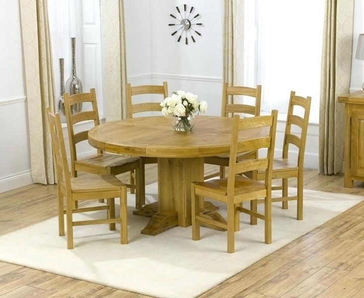Fashionable 6 Person Round Dining Tables For 6 Seater Dining Table Dimensions Size Of A 8 Dining Table Dining (View 13 of 20)