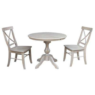Fashionable Alexa White Side Chairs With Gray – Dining Room Sets – Kitchen & Dining Room Furniture – The Home (View 10 of 20)