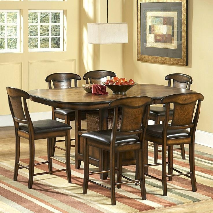 Fashionable Bardstown Dining Set Home Creek 6 Piece Counter Height Dining Table Within Bradford 7 Piece Dining Sets With Bardstown Side Chairs (View 16 of 20)