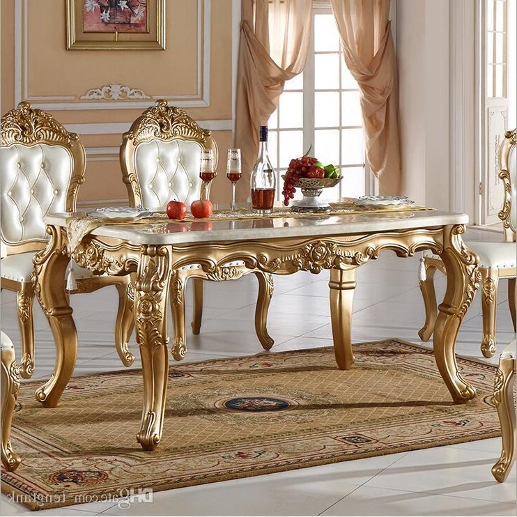 Fashionable Best New Arrival Hot Selling Modern Style Italian Dining Table, 100 Within Italian Dining Tables (Gallery 4 of 20)