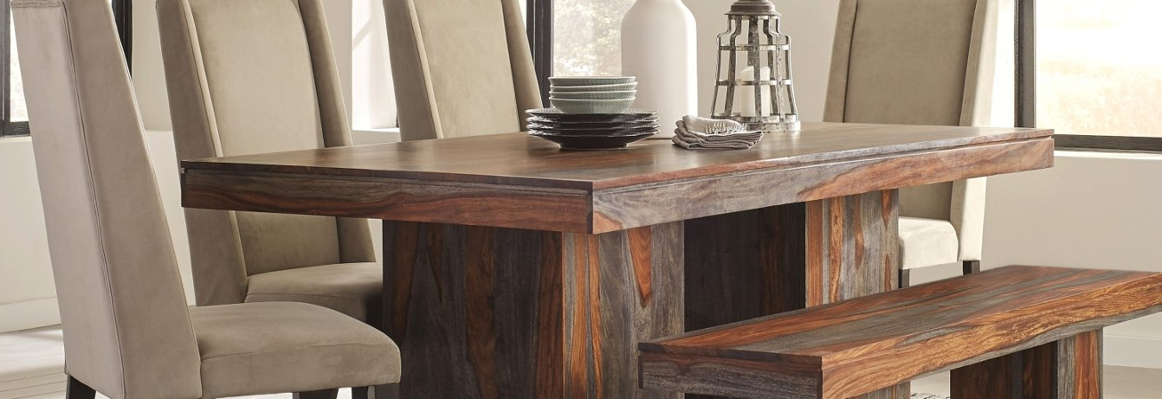 Fashionable Buy 6 Piece Sets Kitchen & Dining Room Sets Online At Overstock In Pelennor Extension Dining Tables (View 15 of 20)