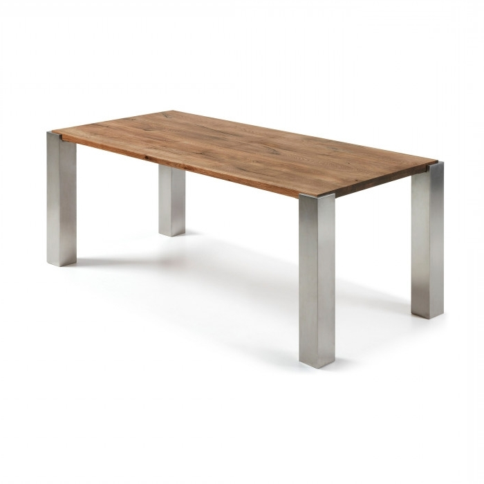 Fashionable Carly Rectangle Dining Tables Regarding Carly Table 220X100 Cm – Kave Home (View 11 of 20)