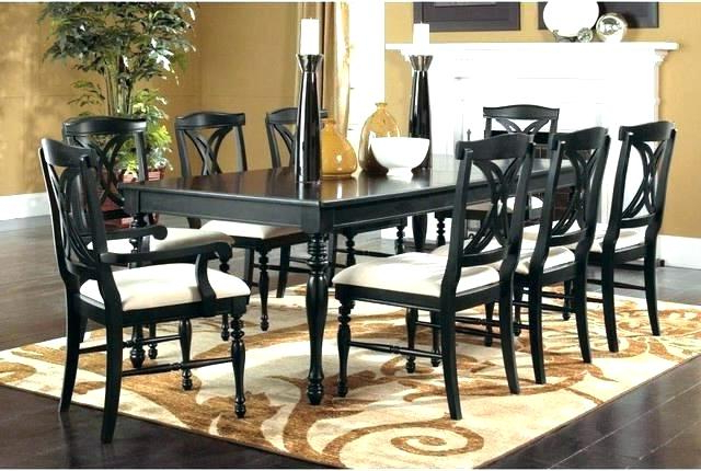 Fashionable Dining Tables And 8 Chairs Sets For 18. Round Dining Room Sets For 8 Dining Tables Dining Tables With 8 (Gallery 4 of 20)