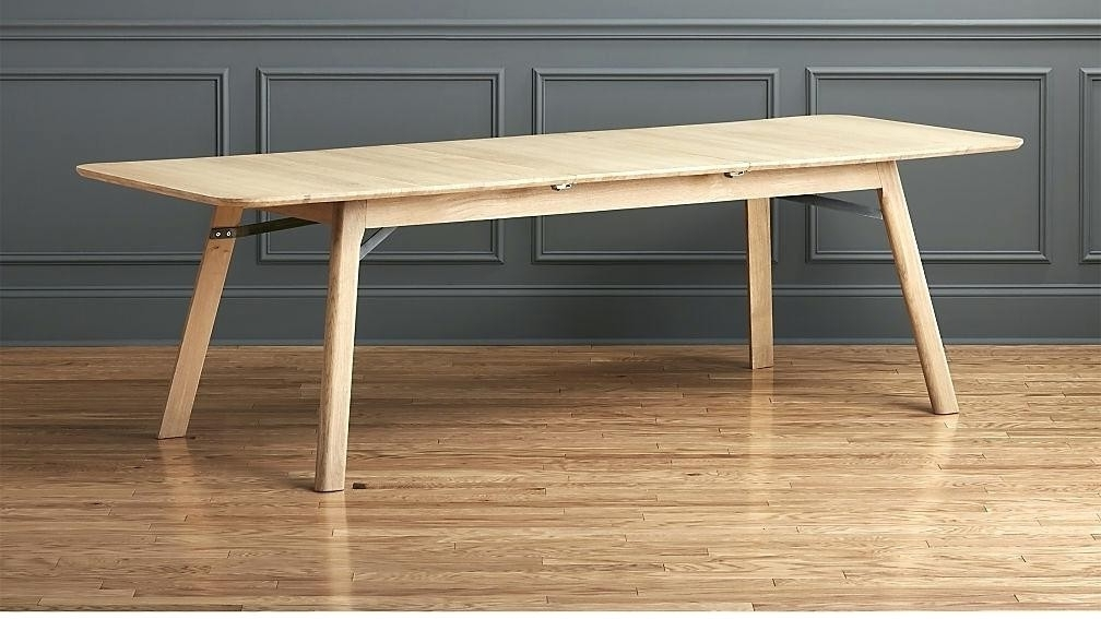 Fashionable Dining Tables Extension – Soulpower Within Amos Extension Dining Tables (View 14 of 20)