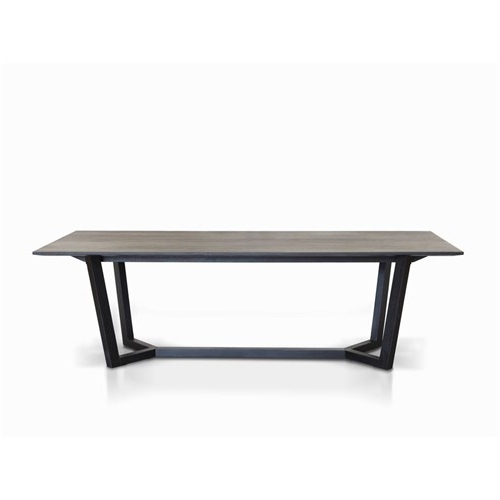 Fashionable Eaton 2100 Black Dining Table (View 10 of 20)