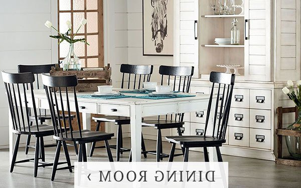 Fashionable Magnolia Home Top Tier Round Dining Tables With Regard To Magnolia Homejoanna Gaines At Living Spaces (View 4 of 20)