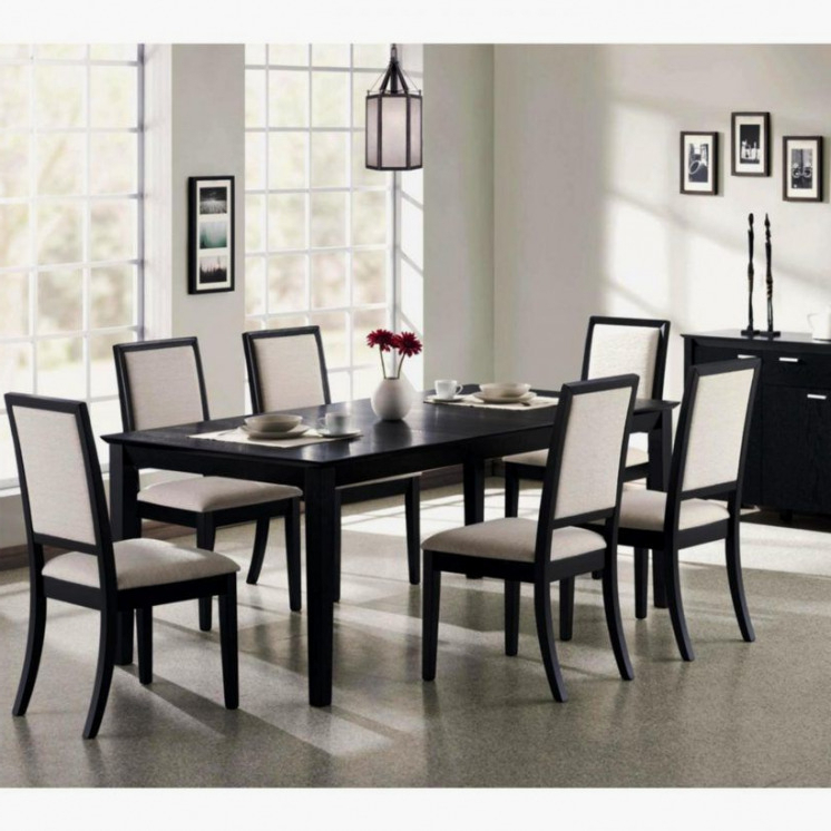 Fashionable Modern Dining Room Furniture Intended For Modern Dining Room Table And Chairs – Pure I Sp (View 14 of 20)