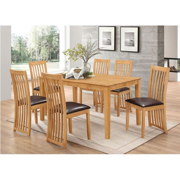 Fashionable Ohio Range Dining Table Set – K1 Furniture Intended For Dining Table Sets With 6 Chairs (View 17 of 20)