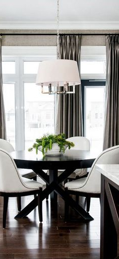 Fashionable Palazzo 6 Piece Dining Sets With Pearson Grey Side Chairs Within 413 Best Dining Spaces Images On Pinterest In (View 18 of 20)