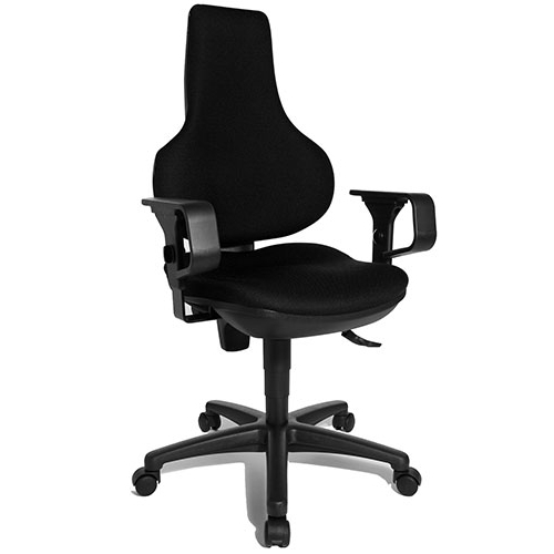 Fashionable Partridge Side Chairs Within The Best Ergonomic Office Chairs – Key Industrial Blog (View 6 of 20)
