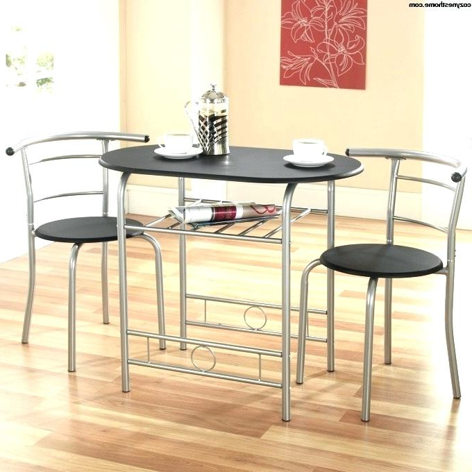 Fashionable Small 4 Person Kitchen Table – Architecture Home Design • With Regard To Small Two Person Dining Tables (View 8 of 20)