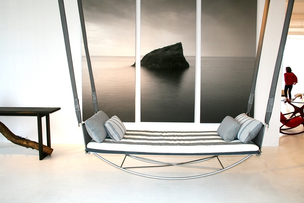Fashionable The Hammock — Jim Zivic Design Regarding Nautical Silver Side Chairs (View 5 of 20)