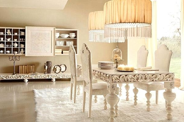 Favorable Cream Dining Tables Chairs Luxurius Home An Intricate Inside Widely Used Cream Dining Tables And Chairs (Gallery 4 of 20)