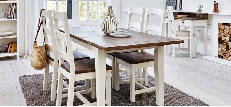 Favorite 140Cm Ext Dining Table – Cotswold Dining Furniture In Cotswold Dining Tables (View 10 of 20)