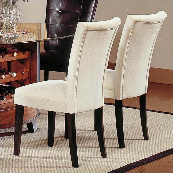 Favorite 2. Amazing Of Fabric Chair Dining Set 28 Best Fabric Dining Chairs Pertaining To Fabric Covered Dining Chairs (Gallery 5 of 20)