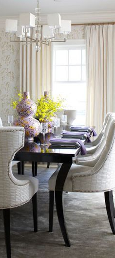 Favorite 413 Best Dining Spaces Images On Pinterest In  (View 5 of 20)