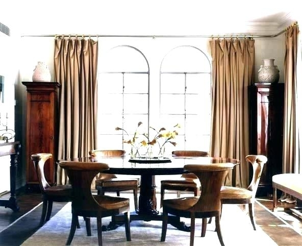 Favorite 6 Seat Round Dining Tables In 8 Seat Round Dining Table – Gamerduel (View 13 of 20)
