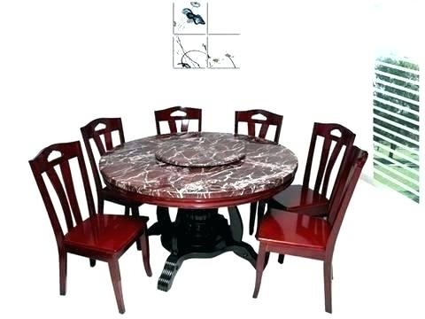Favorite 6 Seat Round Dining Tables Regarding Round Dining Room Tables For 6 6 Dining Table 6 Seat Round Dining (View 10 of 20)