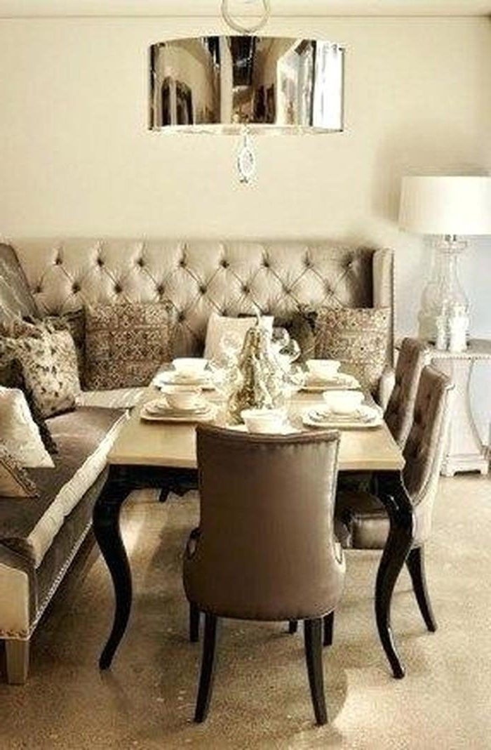 Favorite Bench With Back For Dining Tables With Regard To  (View 11 of 20)