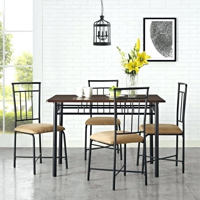 Favorite Caden Dining Set Round Dining Table Caden 5 Piece Dining Set Within Caden 5 Piece Round Dining Sets (View 12 of 20)