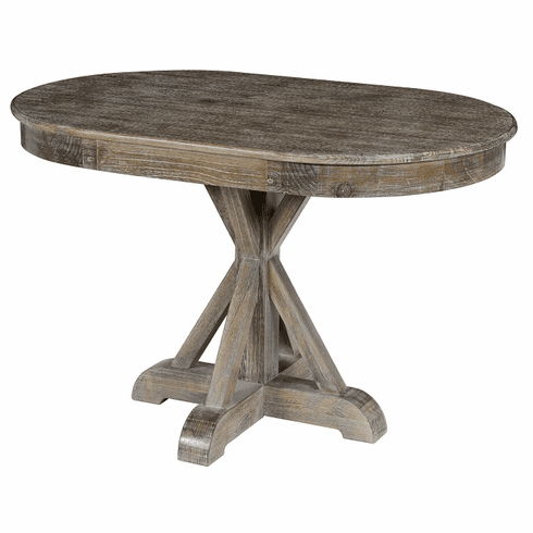 Favorite Classic Home Rustic Maxwell Oval Dining Table Throughout Oval Reclaimed Wood Dining Tables (View 17 of 20)