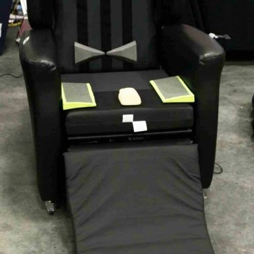 Favorite Clint Side Chairs Throughout Multi C Air Chair Healthcare Furniture Rest Home Equipment (View 8 of 20)