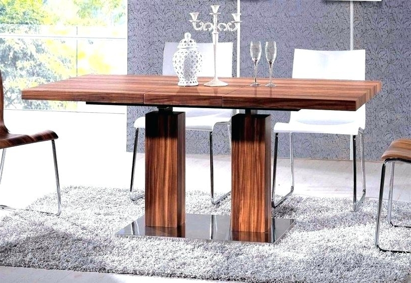 Favorite Contemporary Base Dining Tables Throughout Contemporary Dining Table Base Download This Picture Here Burke Mid (View 11 of 20)