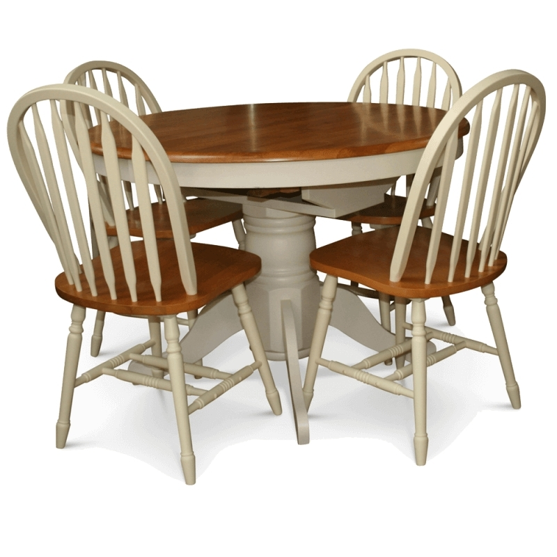 Favorite Cotswold Dining Tables Pertaining To Cotswold Extending Table & 4 Chairs – Ez Living Sheehys Furniture (View 11 of 20)