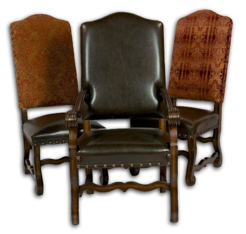Favorite Dining Chairs With Regard To Hayden Ii Black Side Chairs (View 14 of 20)
