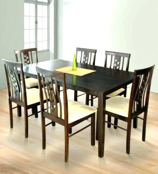 Favorite Dining Table 6 Seater – Kuchniauani Within Round 6 Seater Dining Tables (View 20 of 20)