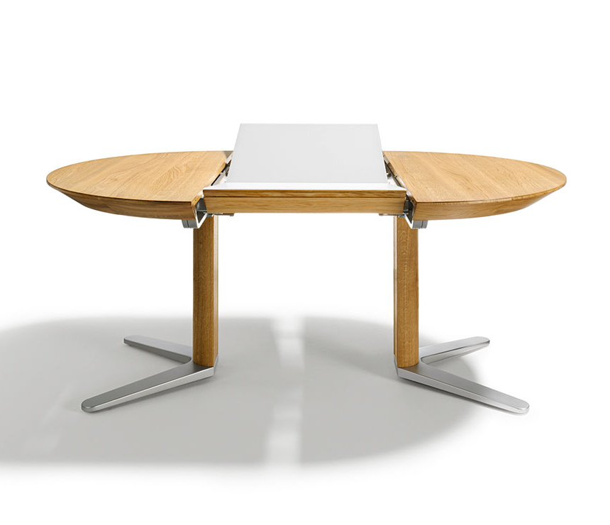 Favorite Dining Table Round Extendable – Theradmommy With Regard To Extendable Round Dining Tables (View 11 of 20)