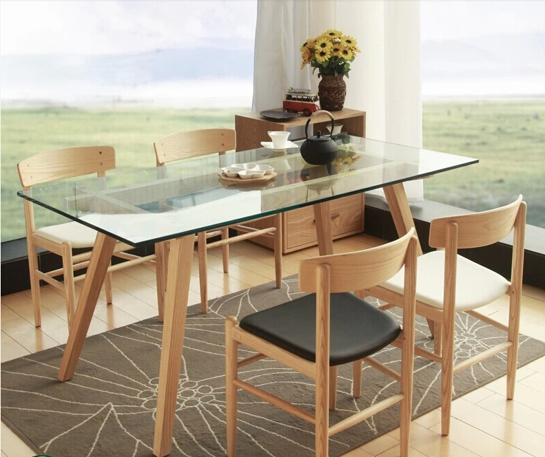 Favorite Ikea Round Glass Top Dining Tables Pertaining To Dining Tables. Amazing Glass Dining Table Ikea: Glass Dining Table (Gallery 10 of 20)