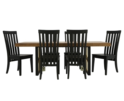Favorite Ivan Smith Magnolia Home Furnishings Regarding Magnolia Home Kempton Bench Side Chairs (View 6 of 20)
