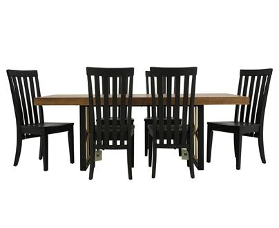 Favorite Ivan Smith Magnolia Home Furnishings Regarding Magnolia Home Kempton Bench Side Chairs (View 6 of 20)