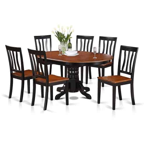 Favorite Laurent 7 Piece Rectangle Dining Sets With Wood And Host Chairs With The 25 Best Dining Room Tables Of 2018 – Family Living Today (View 14 of 20)