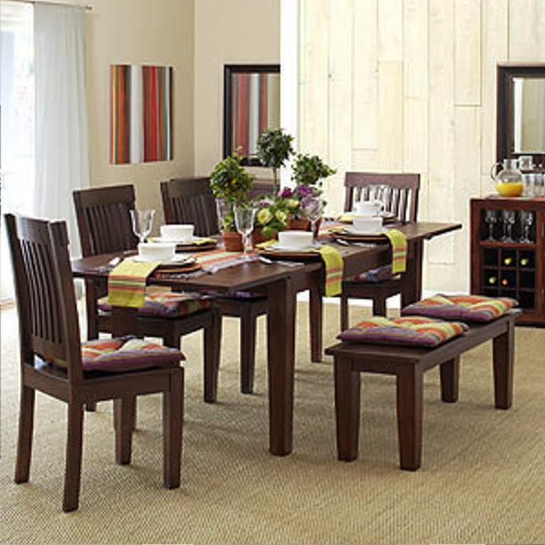 Favorite Market Dining Tables Pertaining To Five Stylish Dining Room Tables – Architecture Decorating Ideas (View 10 of 20)