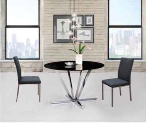 Favorite Metro Round Dining Set – Shop For Affordable Home Furniture, Decor With Regard To Metro Dining Tables (View 5 of 20)