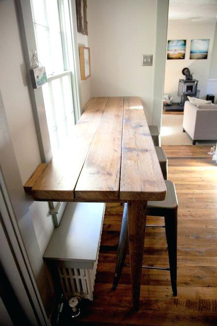 Favorite Narrow Dining Table Great Breakfast Area With 60Cm Wide Design With Regard To Narrow Dining Tables (Gallery 16 of 20)